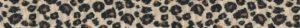 Leopardartige Musterung.