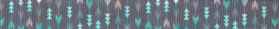 Von oben nach unten bzw. von unten nach oben führende, verschiedenartig dargestellte türkise Pfeile, auf gräulichem Hintergrund.
