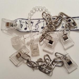 Clipbänder & Co