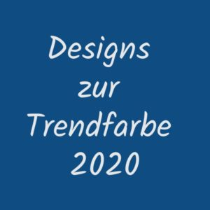 Trendfarbe des Jahres 2020
