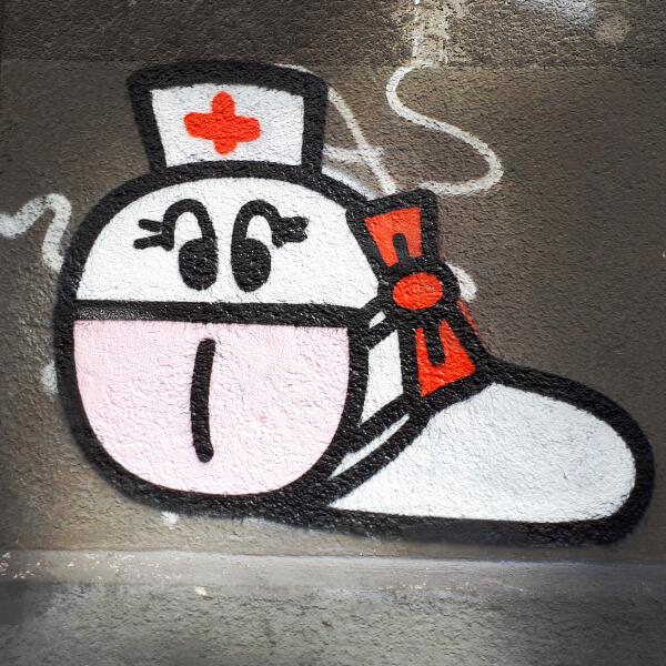corona geist medizinisches personal