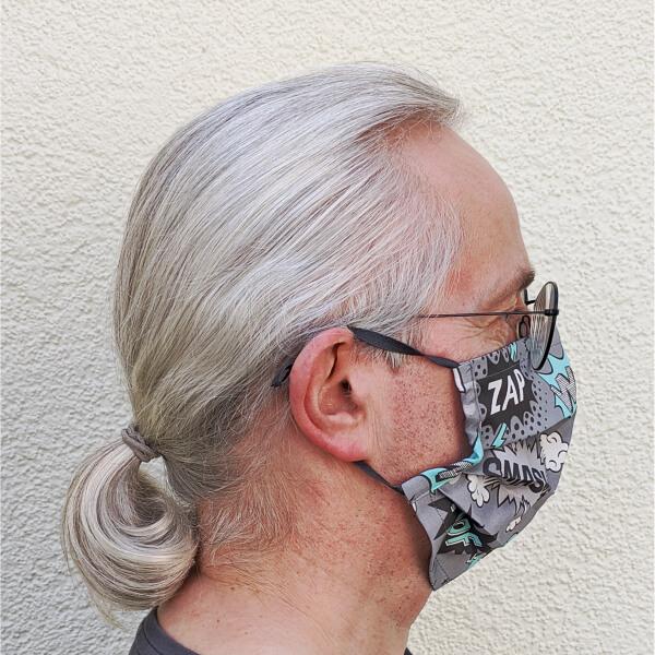 maske wow seitenansicht