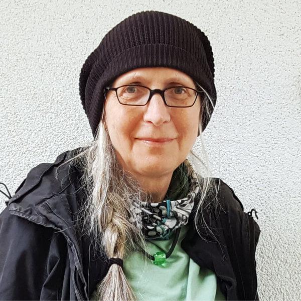 Marie Wolf, Inhaberin VILU-Shop