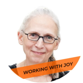 working with joy